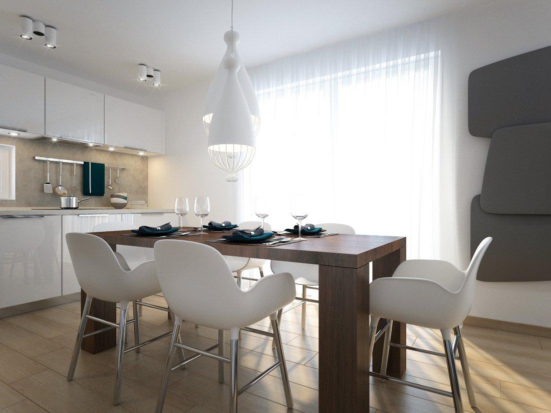 ikea kuchyna a jedalensky stol