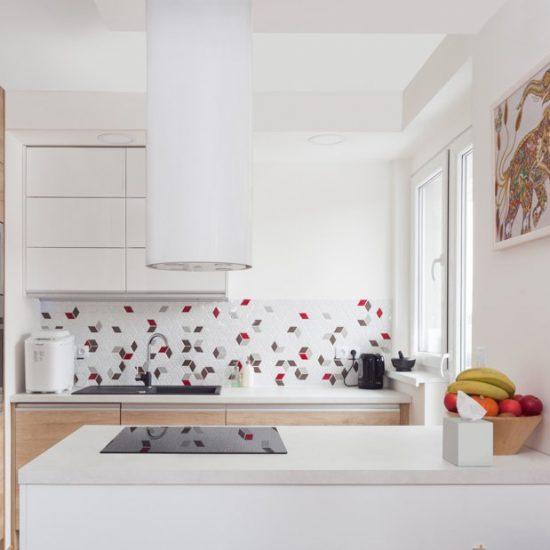 kuchyňa s ostrovčekom